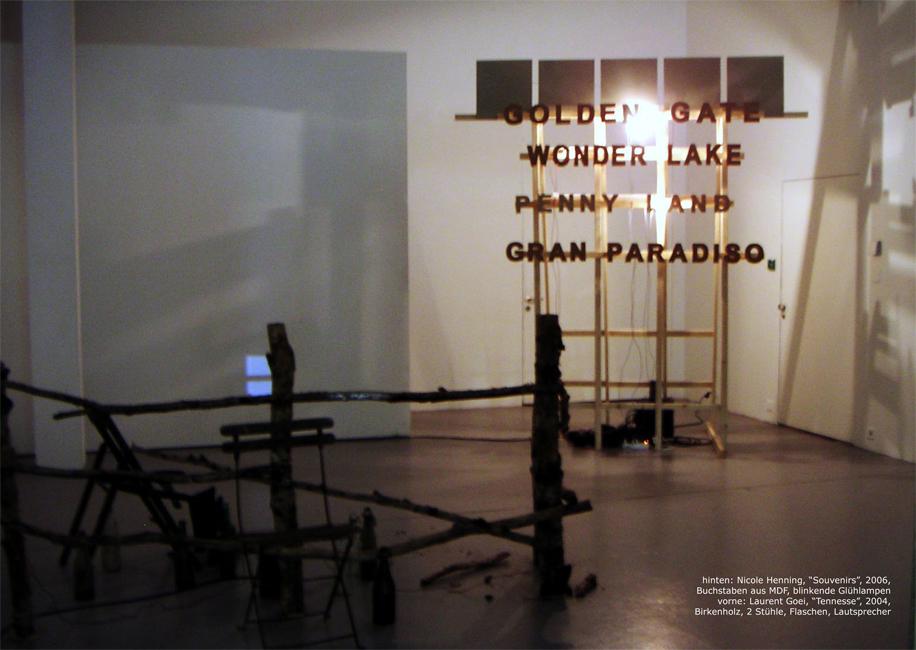 Stadt der Sehnsucht Eine Ausstellung im Kunstpanorama Luzern 17.Dez 2006 - 06. Jan. 2007